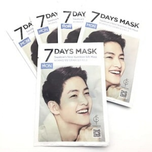 Тканевая маска Forencos 7 Days mask